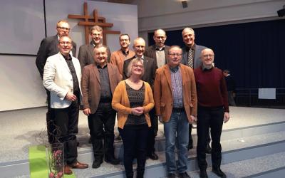 Gnadauer Mitgliederversammlung – Vorstandswahlen