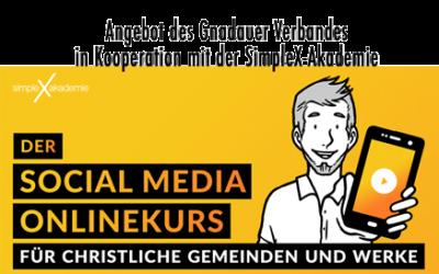 ANGEBOT: SimpleX, der Social-Media-Kompaktkurs für jedermann!