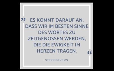 """""""Sieben Kennzeichen für den Aufbruch"""""""